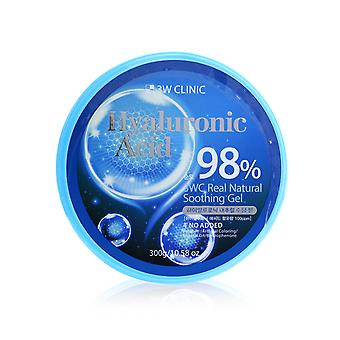 98% hyaluronihappo luonnollinen rauhoittava geeli 261451 300g / 10,58oz