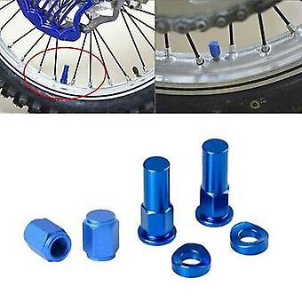 Motorcycle Wheel Rim Lock Type Inner Tube Safe Bolt Lock For Dirt Pit Bike