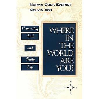 Missä ikinä olet, kirjoittanut Norma Cook EveristNelvin Vos