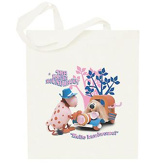 The Magic Roundabout Ermintrude & Dougal Hello Handsome Totebag