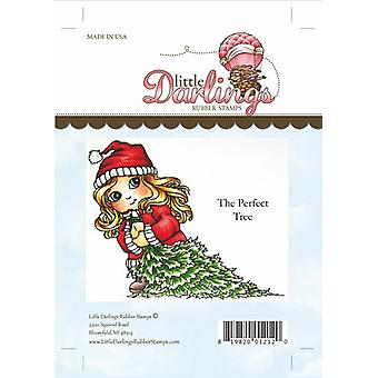 Little Darlings Stamp - The Perfect Tree