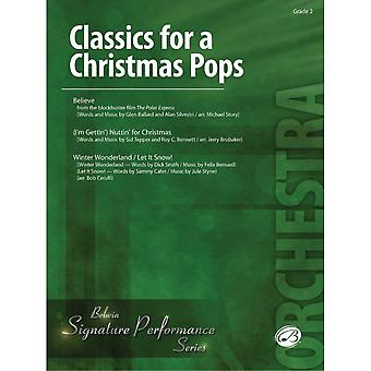 Classics For A Christmas Pops, Level 2 - 00-33994S