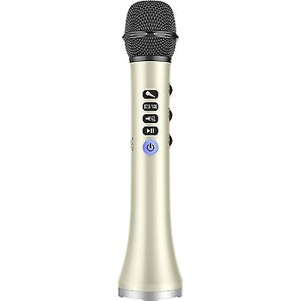 Wireless Speaker Portable Bluetooth Microphone For Phone Handheld Dynamic Mic