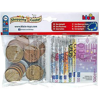 HanFei 9612 - Euro Kindergeld mit Kopfkarte Mnzen, Scheine