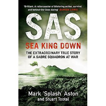 SAS Sea King Down por Mark AstonStuart Tootal