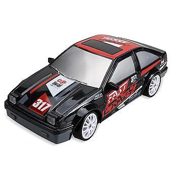 4WD RC Drift car toy 2.4G rapid drifter racing car
