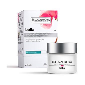 Multi-perfecting day cream for combination-oily skin 50 ml of cream