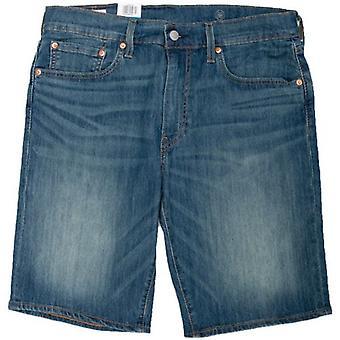 Levi es Red Tab 405 Regular Fit Denim Shorts