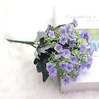 5Pcs人工花ミラフロール乾燥花偽の花の贈り物女性のための