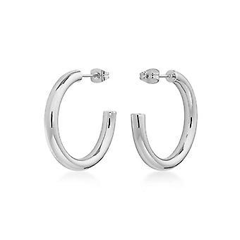 Rosefield Iggy argentokleurige Classic Hoop Earrings JCHSS-J086