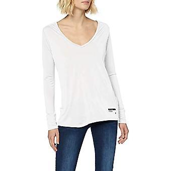 G-STAR RAW Gyre Utility Rak T-Shirt, Beige (Mjölk 9297-111), S Donna