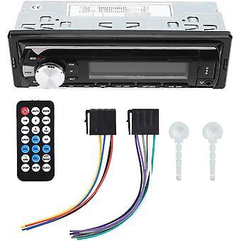 FengChun Autoradio con lettore MP3 con audio stereo per auto radio FM AUX universale Bluetooth