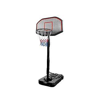 Basketmål rörligt - höjd justerbar 200-300 cm