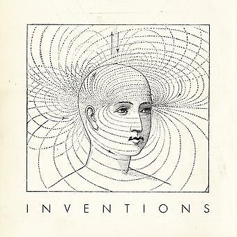 Inventions - Continuous Portrait Vinyl