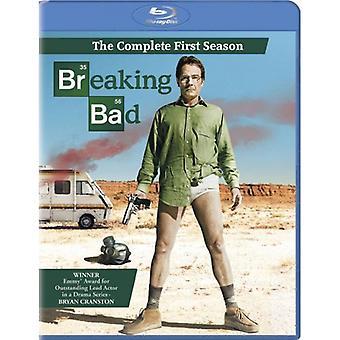 Breaking Bad Season 1 Blu-ray + UV Copy