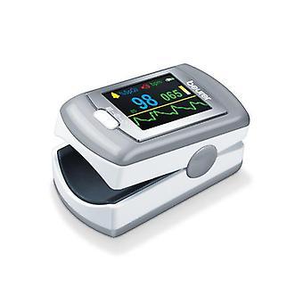 Beurer PO80 - Kyllästysmittari/Pulssimittari - Sykemittari - USB-tiedonsiirto