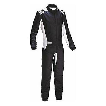 Racing jumpsuit OMP One-S My2016 Black (Size 62)