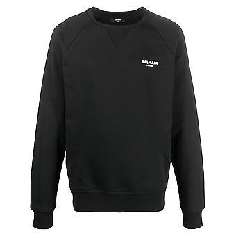 Balmain Paris Eco Logo Sweatshirt