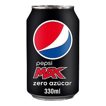 Forfriskende Drik Pepsi Max Zero (33 cl)
