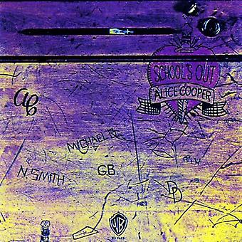 Alice Cooper - School's Out [CD] USA import