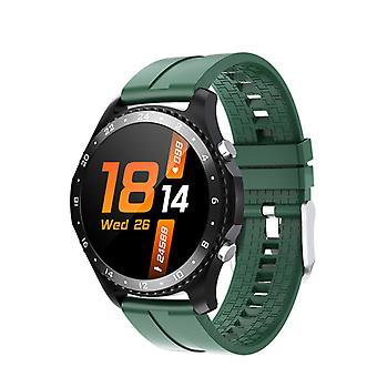 Smart Watch, Fitness Bracelet Tracker Full Touch Screen Watch Waterproof IP68 Polshorloge Smart Watch met stappenteller Hartslagmeter StopWatch Sporthorloge Bluetooth voor iOS Android Vrouwen Mannen (Groen)