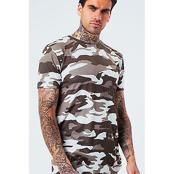Hype Herren Sharman Camo T-Shirt