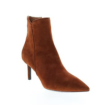 Aquatalia Adult Womens Mariah Dress Suede Ankle & Booties Boots