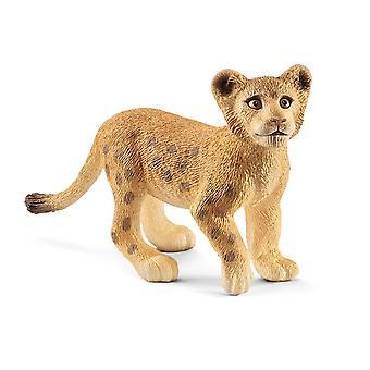 Wild Life Lion Cub Spielzeugfigur