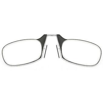 剪辑上阅读眼镜防蓝光镜头男人眼镜
