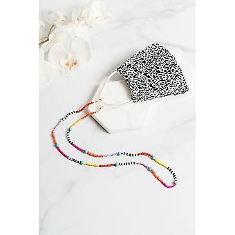 Eyewear straps chains andes mask necklace