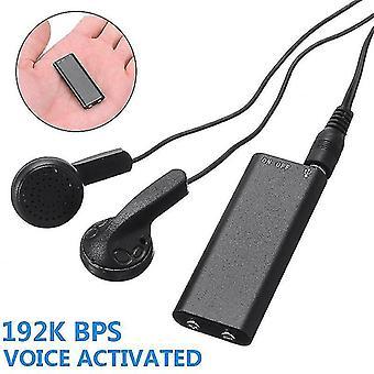 Music sound recordings for portable video audio parts 1pc smallest mini usb pen voice activated 8gb digital audio voice