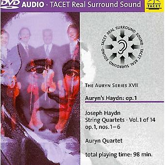J. Haydn - Haydn: String Quartets, Op. 1 [DVD-Audio] USA import