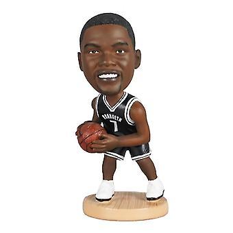 Venalisa Kevin Durant Figurine d'action Statue Bobblehead Basketball Doll Décoration