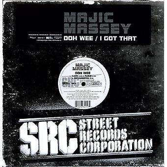 Majic Massey - Ooh Wee [Vinyl] USA import