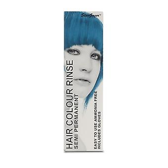 Cheveux couleur UV Turquoise