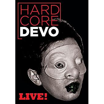 Devo - Devo-Hardcore Live! [DVD] USA import
