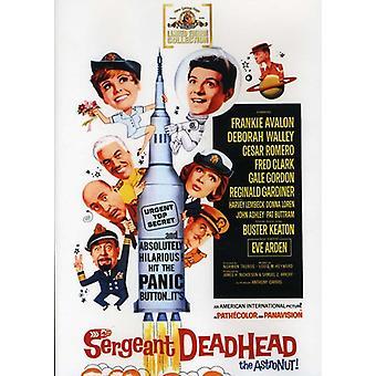 Sergeant speelde (1965) [DVD] USA importeren