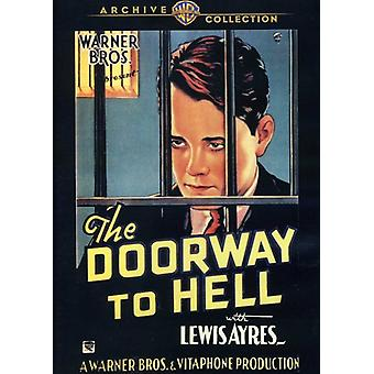 Doorway to Hell (1930) [DVD] USA import