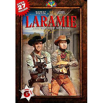 Laramie: Season 2 [DVD] USA import
