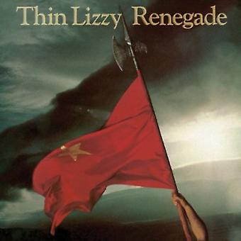 Thin Lizzy - Renegade: Special Edition [CD] USA tuonti