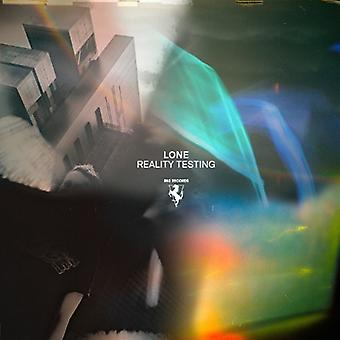 Lone - Reality Testing [CD] USA import