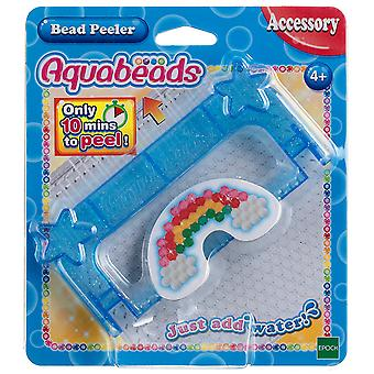 Aqua pärlor pärla potatisskalare