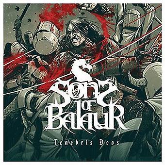 Sons of Balaur - Tenebris Deos [CD] USA import