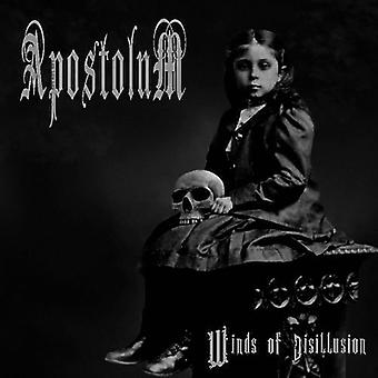 Apostolum - Winds of Disillusion [CD] USA import