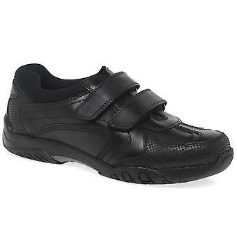 Hush pennut Jezza tyttöjen Junior School kengät