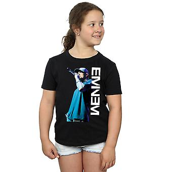 Eminem Girls Mic Pose T-Shirt