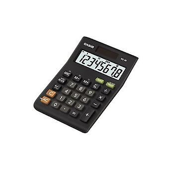 Casio 8 Digit Tax Desk Calculator with Tax Calculations (MS-8B)