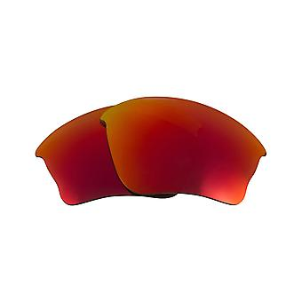 Polarized Replacement Lenses for Oakley Half Jacket XLJ Frame Red Anti-Scratch Anti-Glare UV400 by SeekOptics