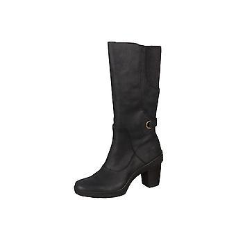 El Naturalista Lichen Black Black Pleasant N5170 universal winter women shoes