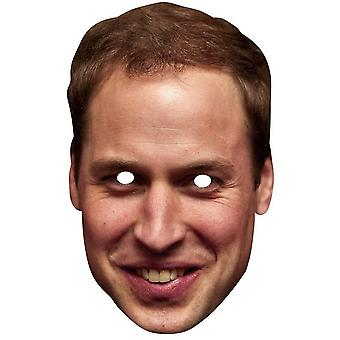 Star Cutouts Prince William Celebrity Face Mask